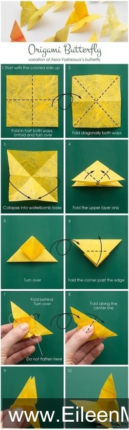 origami diy crafts